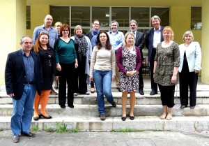 Technical committee for European guidelines   in cleft care meet in Sofia, Bulgaria