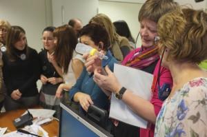 ECO nurse training course in Bilbao, Spain