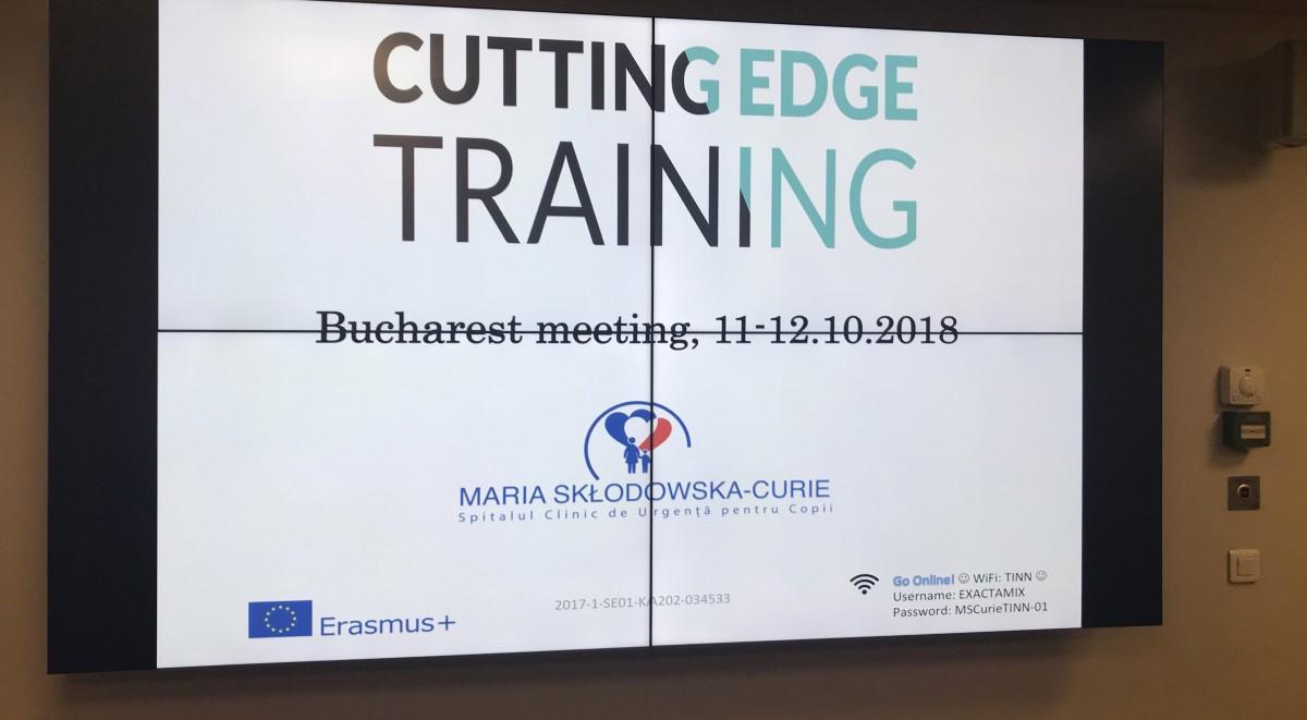 Cutting Edge Romania